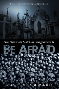 Cover Be Afraid