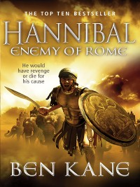Cover Enemy of Rome