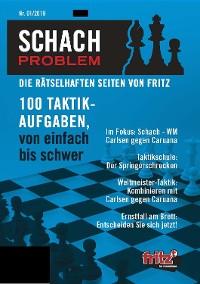 Cover Schach Problem Heft #01/2019