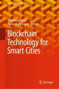 Cover Blockchain Technology for Smart Cities
