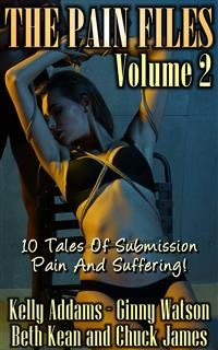 Cover The Pain Files - Volume Two
