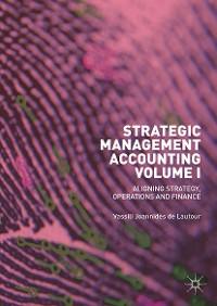 Cover Strategic Management Accounting, Volume I