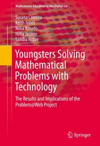Cover Youngsters Solving Mathematical Problems with Technology