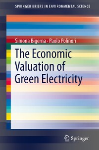 Cover The Economic Valuation of Green Electricity