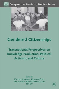Cover Gendered Citizenships