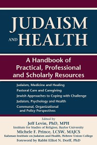 Cover Judaism and Health
