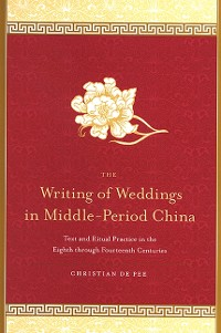 Cover Writing of Weddings in Middle-Period China, The