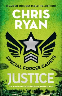 Cover Special Forces Cadets 3: Justice