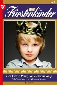 Cover Fürstenkinder 1 – Adelsroman