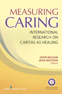 Cover Measuring Caring