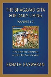 Cover The Bhagavad Gita for Daily Living