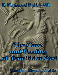 Cover A Plethora of Deities Xii: The Care and Feeding of Your Elder God