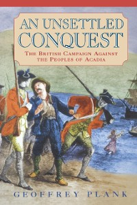 Cover An Unsettled Conquest