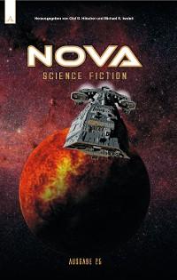 Cover NOVA Science Fiction Magazin 25