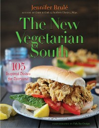 Cover The New Vegetarian South