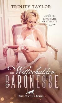 Cover Die Wettschulden der Baronesse | Erotische Geschichte