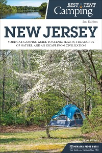 Cover Best Tent Camping: New Jersey