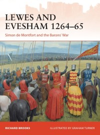 Cover Lewes and Evesham 1264 65