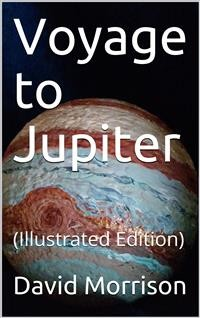 Cover Voyage to Jupiter