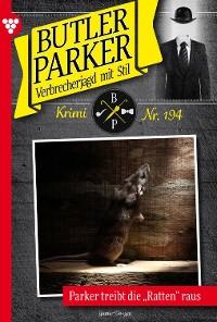 Cover Butler Parker 194 – Kriminalroman