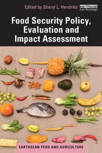 Cover Food Security Policy, Evaluation and Impact Assessment