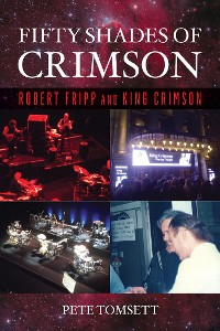 Cover Fifty Shades of Crimson
