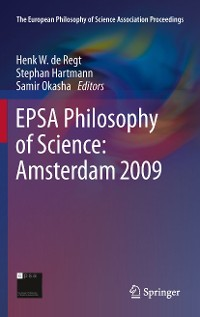 Cover EPSA Philosophy of Science: Amsterdam 2009