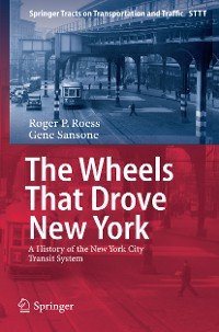 Cover The Wheels That Drove New York