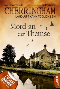 Cover Cherringham - Mord an der Themse