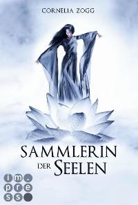 Cover Sammlerin der Seelen