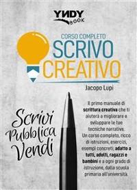 Cover Scrivo creativo
