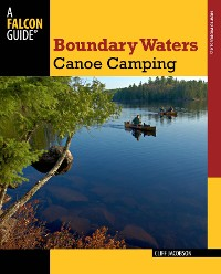 Cover Boundary Waters Canoe Camping