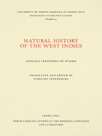 Cover Natural History of the West Indies