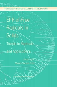 Cover EPR of Free Radicals in Solids