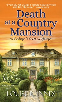 Cover Death at a Country Mansion