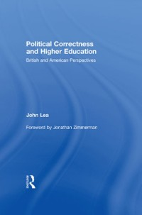Cover Political Correctness and Higher Education