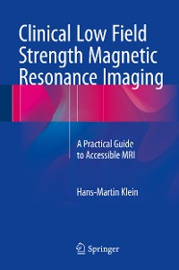 Cover Clinical Low Field Strength Magnetic Resonance Imaging