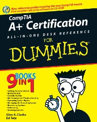 Cover CompTIA A+ Certification All-In-One Desk Reference For Dummies