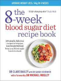 Cover The 8-week Blood Sugar Diet Recipe Book