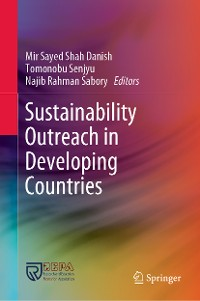 Cover Sustainability Outreach in Developing Countries