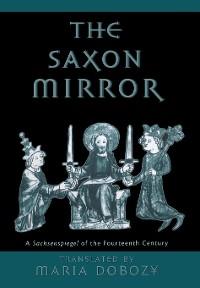 Cover The Saxon Mirror