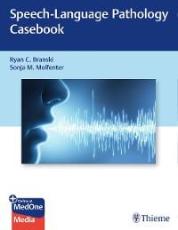 Cover Speech-Language Pathology Casebook
