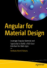 Cover Angular for Material Design