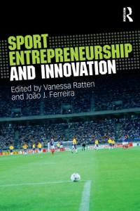 Cover Sport Entrepreneurship and Innovation