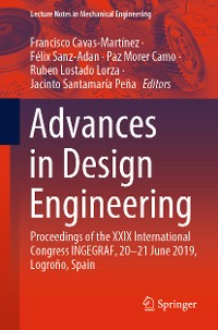 Cover Advances in Design Engineering
