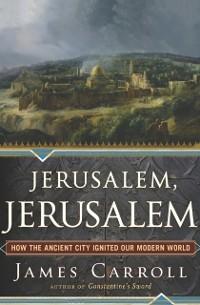 Cover Jerusalem, Jerusalem
