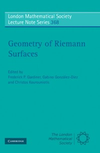 Cover Geometry of Riemann Surfaces
