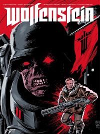Cover Wolfenstein, Issue 2