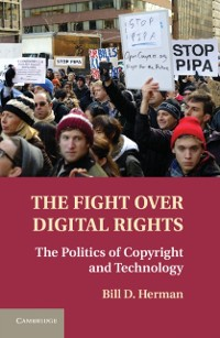 Cover Fight over Digital Rights