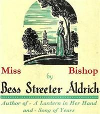 Cover Miss Bishop